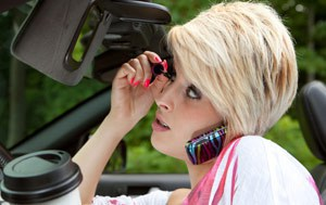 distracted driver injury lawsuits