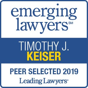 Timothy Keiser Leading Lawyer