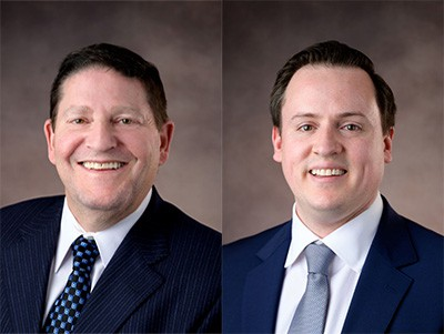 GWC Attorneys Michael Fisher and Timothy Keiser